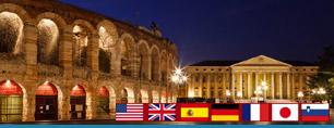 Tour con guida multilingua