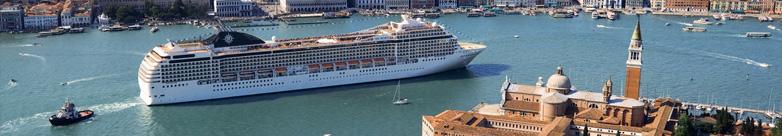 Escursioni, Transfer e Noleggio Auto con Conducente per Crociere Venezia