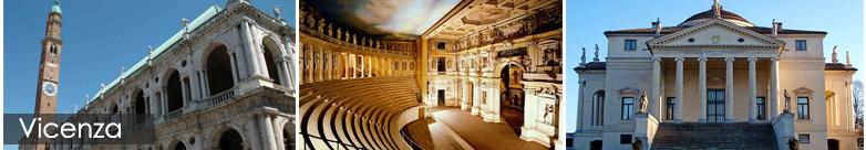 Noleggio Auto con Conducente per il Tour delle Città d'Arte Veneto - Vicenza