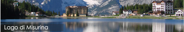 Tour delle Dolomiti - Lago di Misurina