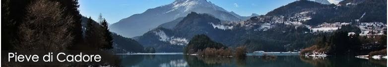 Tour delle Dolomiti - Pieve di Cadore