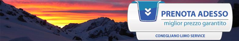Chiedi informazioni o Prenota Adesso il Tour delle Dolomiti con Conegliano Limo Service