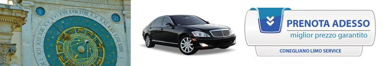 Chiedi informazioni o prenota il tuo noleggio auto con conducente Padova
