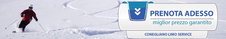 Chiedi informazioni o prenota il tuo prossimo transfer con Conegliano Limo Service - NCC Trentino