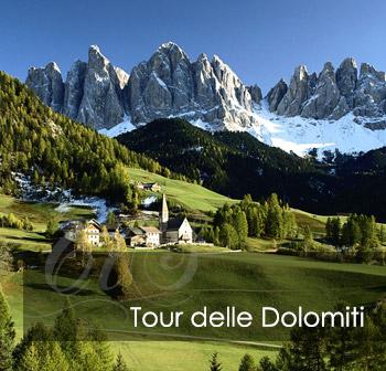 Tour delle Dolomiti