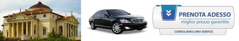 Chiedi Informazioni o Prenota il tuo noleggio auto con conducente a Vicenza