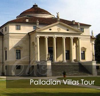 Palladian Villas Tour
