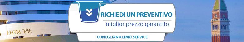 Richiedi informazioni o un preventivo per Escursioni Crociere Venezia o Transfer Crociere a Venezia