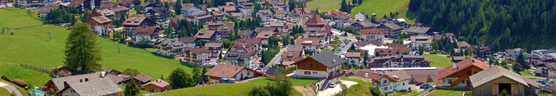 Noleggio Auto con Conducente Selva di Val Gardena - NCC Trentino